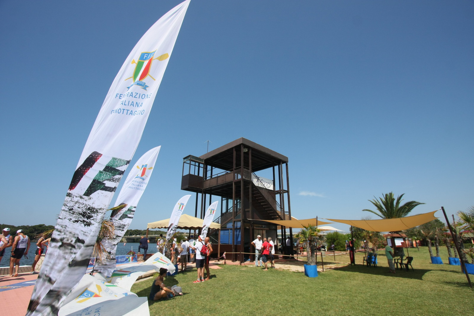 La Coppa del Mondo di Canottaggio 2020 a Sabaudia!