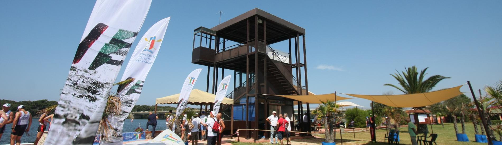 Coppa del Mondo di Canottaggio a Sabaudia