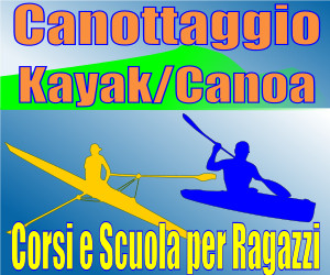 Corsi Canottaggio Canoa Kayak  Sabaudia