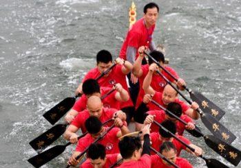 A Sabaudia l'edizione 2018 dei Campionati Italiani di Fondo di Dragon Boat